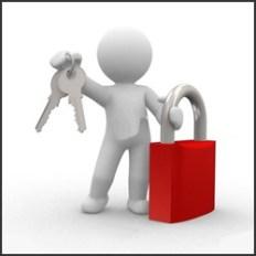 Récuperation ou suppression de mot de passe