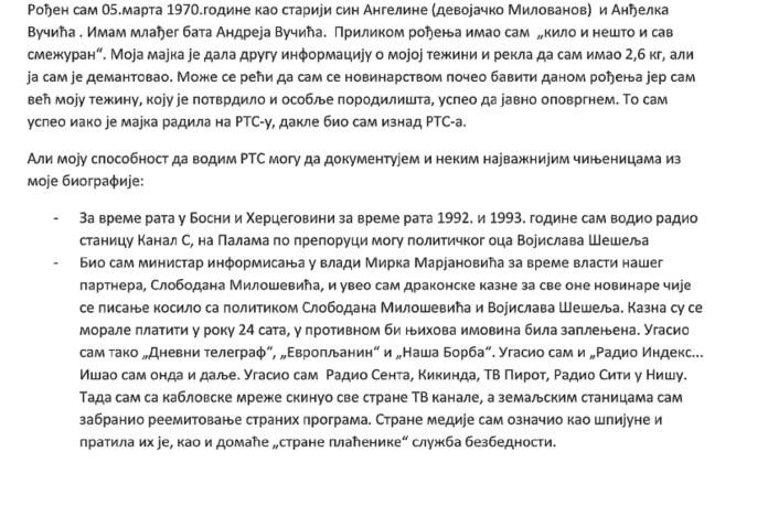 HIT: Vučića kandidovali za direktora RTS! 2