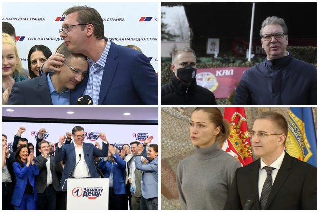 POSLEDNJI ČIN: Vučićev obračun sa Stefanovićem 1