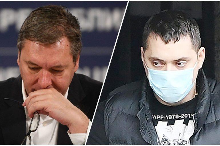 """""""Ćutanje je zlato"""" ovo je princip kojeg se drže državne ustanove. Nema adekvatnog odgovora na društvene devijacije, sistem je u dubokoj krizi. Paradoksalno je, pravila ćutanja vladaju, to jača mafiju, dok neprimenjivanje zakona vodi društvo i državu u anarhiju i javašluk.  Više javno tužilaštvo u Kraljevu nije saslušalo svedoke koji optužuju Dragana Markovića zvanog Palma za krivično delo trgovine ljudima. Odbačena je krivična prijava. Prećutano je zašto taj slučaj nije preuzelo Specijalno tužilaštvo za organizovani kriminal.  Veljko Belivuk je prekršio pravila ćutanja, tvrdi da je sa svojim principima obavljao prljave poslove za SNS i Aleksandra Vučića."""