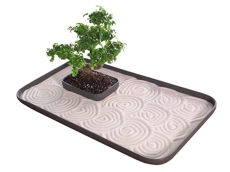 Deluxe Zen Garden For Indoor, Patio & Garden