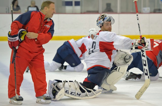 mitch-korn-braden-holtby-washington-capital-development-camp