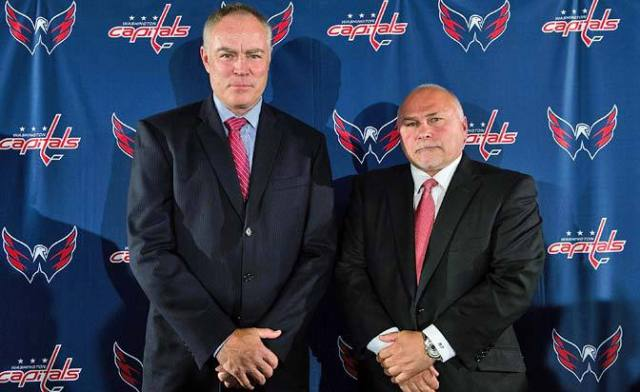 Brian-MacLellan-Barry-Trotz-washington-capitals