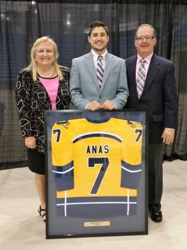 Sam Anas No. 7 Jersey