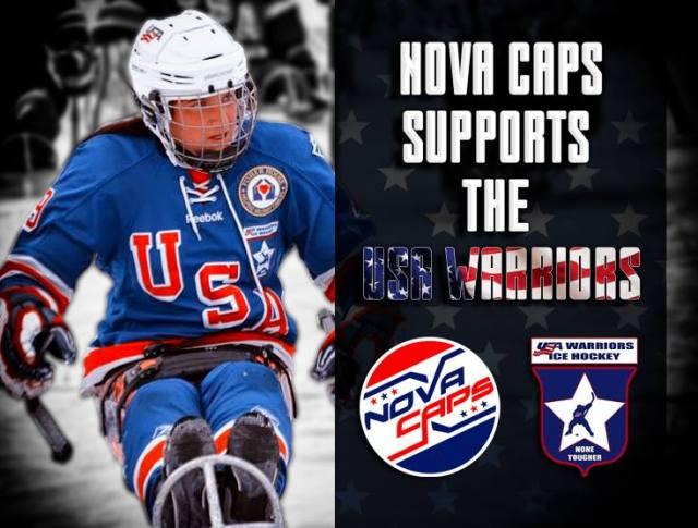 NoVa Caps USA Warriors