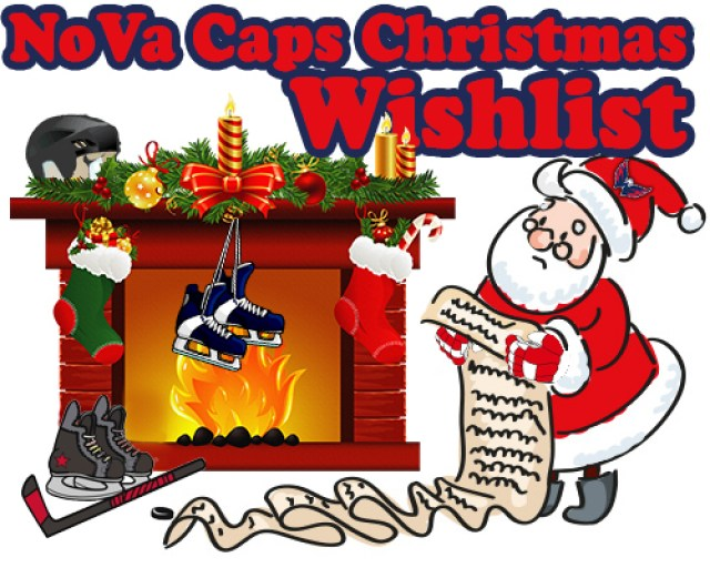NoVa Caps Wishlist