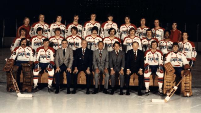 Initial Caps Team Photograph 1974