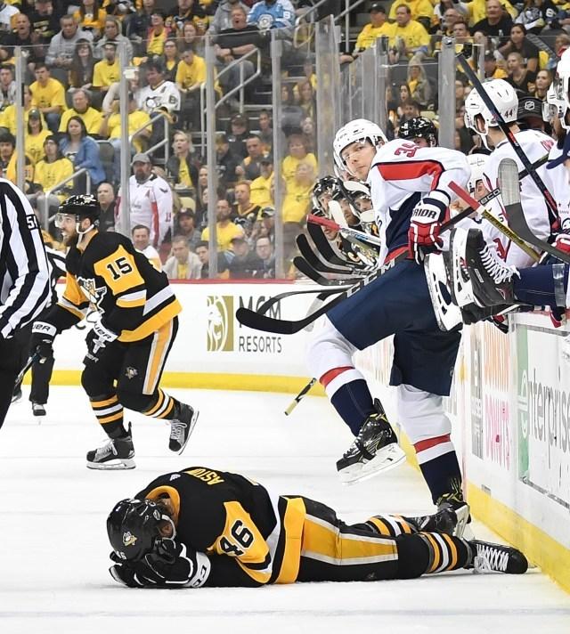 Penguins vs Capitals Game 3