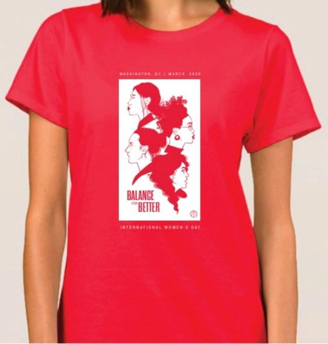 WizardsIntlWomensDayTshirt