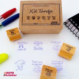 Kit Pedagógico Tarefa