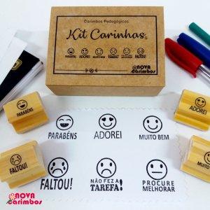 Kit Pedagógico Carinhas G