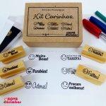 Kit Pedagógico Carinhas P
