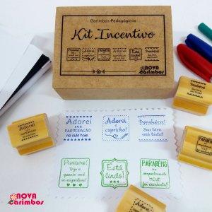 Kit Pedagógico Incentivo