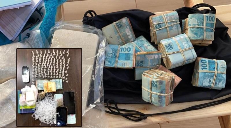 Operação da Polícia Civil prende 18 pessoas por suspeita de tráfico de drogas em Orlândia