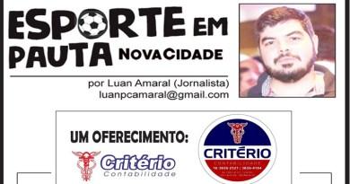 Esporte em Pauta 18/01/2021 – por Luan Amaral