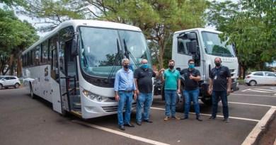 Prefeitura de Morro Agudo compra veículos com recurso próprio