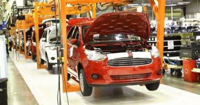 Ford anuncia fim da produção de veículos no Brasil e fechamento de fábricas