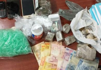 Polícia Militar e Civil de Ipuã cumprem 4 mandados de busca e apreensão em operação contra o tráfico de drogas