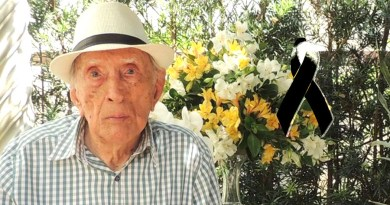 Orlândia: Morre aos 101 anos o empresário Sr. José Nunes de Souza