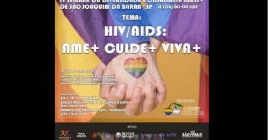 Parada do Orgulho LGBTQIA+ de São Joaquim da Barra será virtual