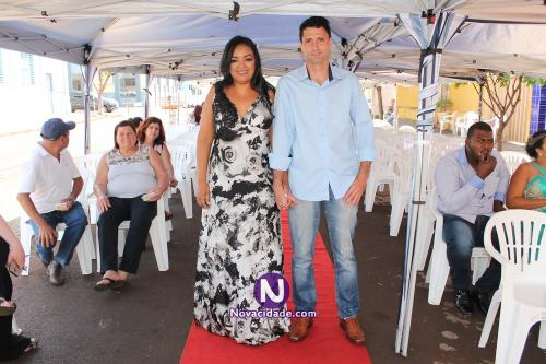 Aparecido Donizeti Silva e Simone Cristina de Souza-casamento