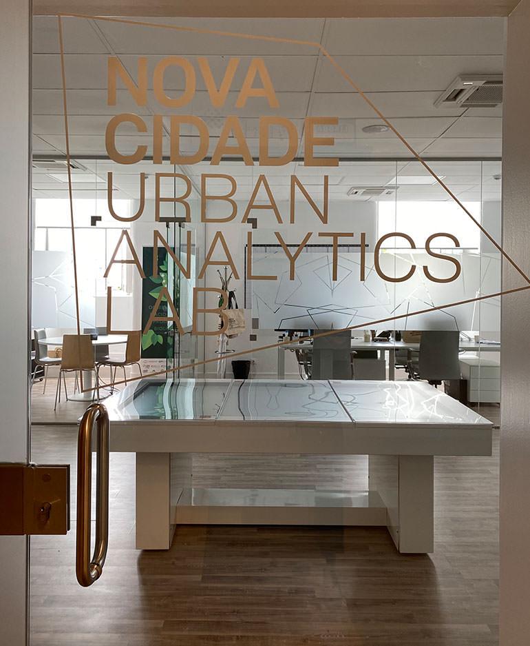 NOVA Cidade – Urban Analytics Lab