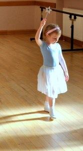 Ballet at the Clare Novaes School