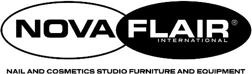 Nova Flair UK – Nail Dust Extractor/Collector & Odour Filtration System
