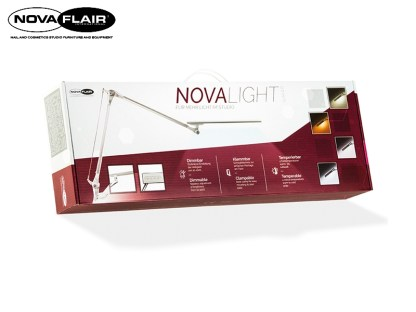 NovaLight Slim 2.0 LED Work Light / Lamp Nova Flair UK