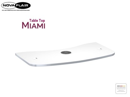 Table Top Miami Nova Flair UK 1
