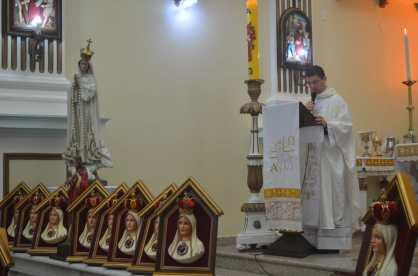 Peregrinação ao Santuário do Santíssimo Sacramento (6)
