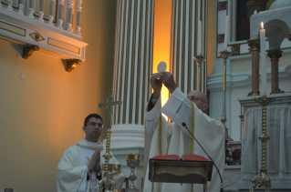 Peregrinação ao Santuário do Santíssimo Sacramento (8)