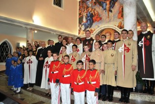 Missa de Aprovação Pontifícia (2)