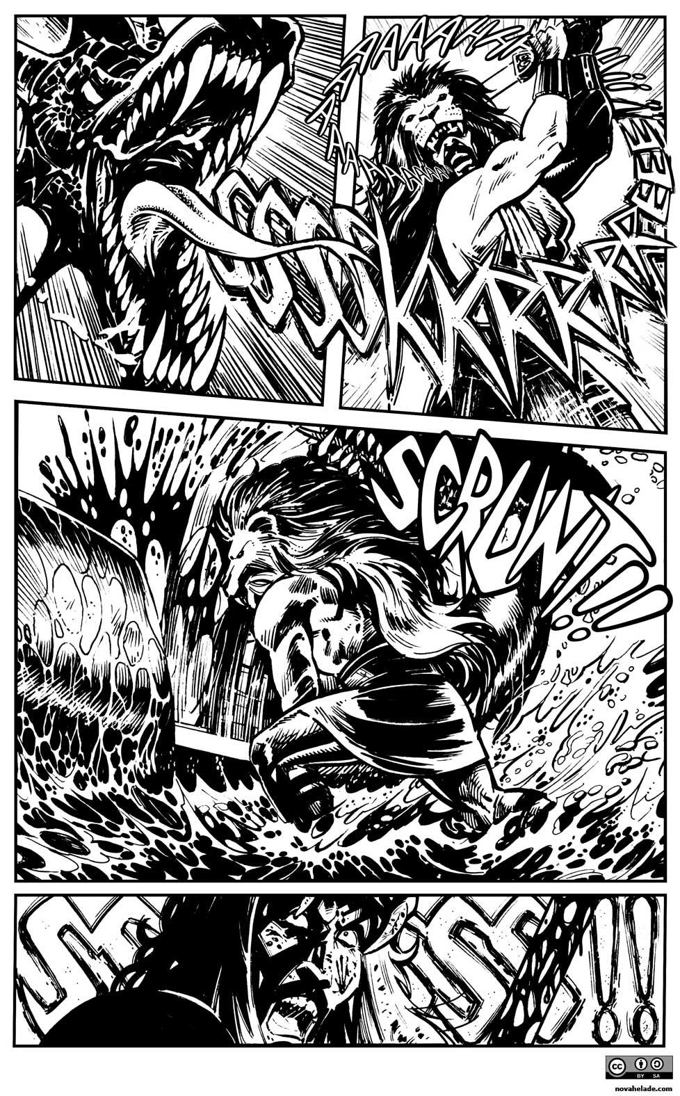 Entre Deuses e Monstros – Pág 03