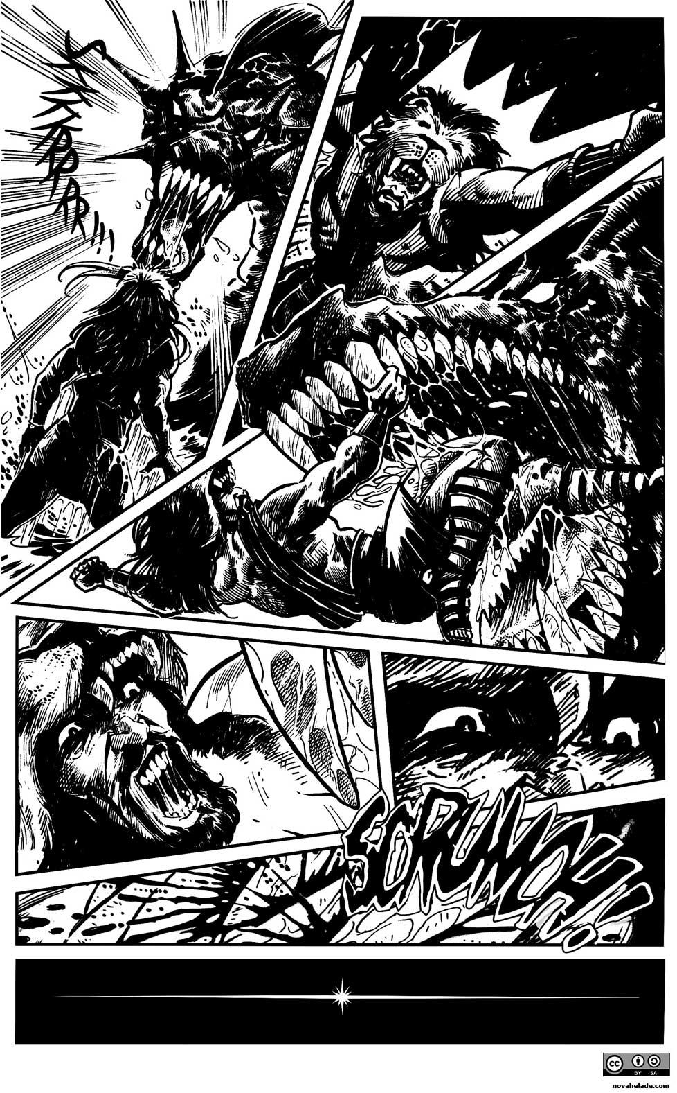 Entre Deuses e Monstros – Pág. 07