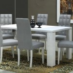 Elegance Dining Room Set Modern Furniture Boston