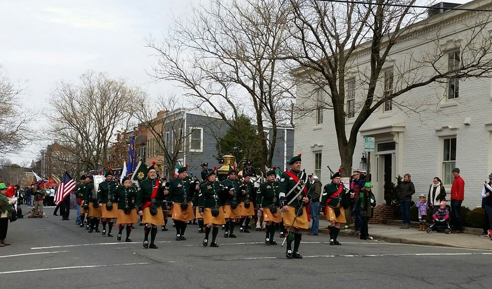 Alexandria St. Patricks Day Parade