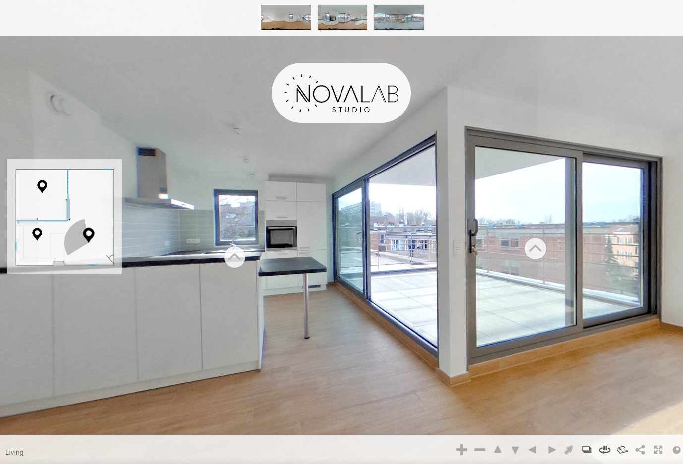 exemple visite virtuelle 360 novalab