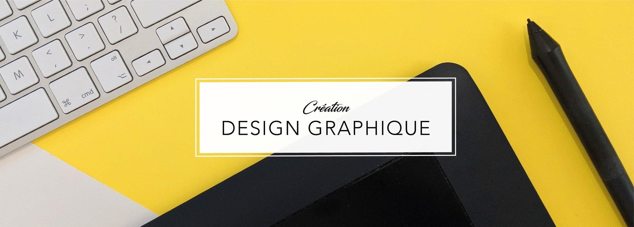 conception graphique - webdesign - impression