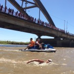 Video Highlights from 2013 Rio Coronda Marathon Swim in Argentina