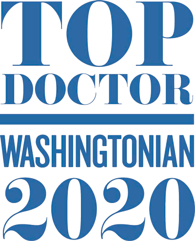 Washingtonian Magazine's Top Doctors 2019-Bradford Pontz, MD