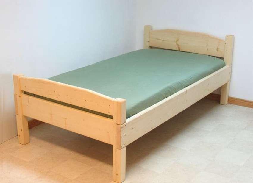 как сделать простую кровать своими руками