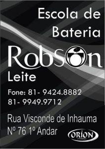 Escola de Bateria Robson Leite