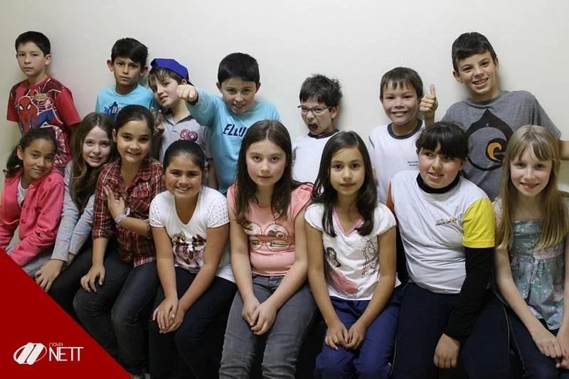 Curso Inglês Kids