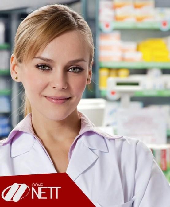 Atendente de Farmácia – NovaNett Piedade