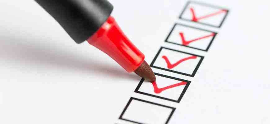 Office Cleaning Checklist – 22 Great Points