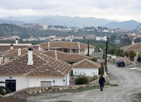 La mayoría de las viviendas ilegales se encuentran en el Almanzora.