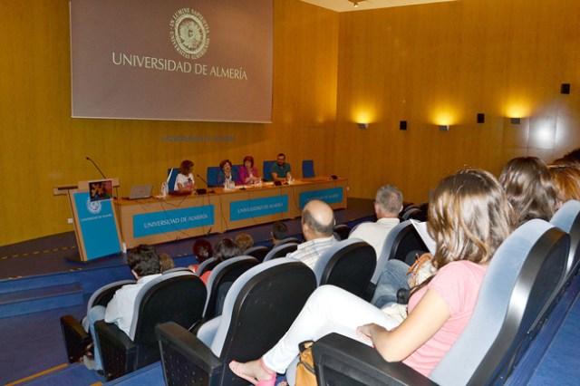 Jornadas de Educación y Salud en la UAL.