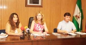 María Dolores Ortega (en el centro) ha presentado Mare Musicum.