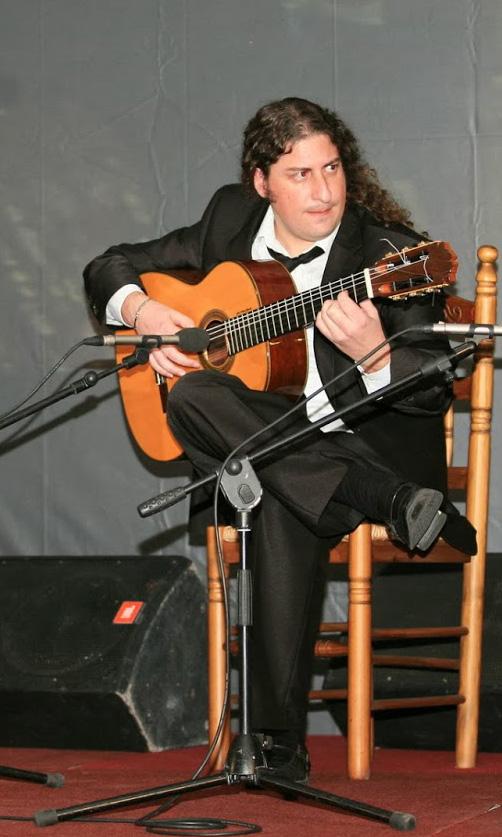 Hugo del Pino.